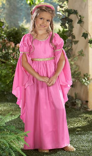 Fairy Tale Renaissance Maiden Child Costume (Fairy Tale Costumes For Girls)