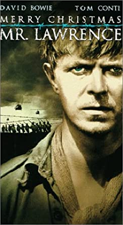 Merry Christmas Mr Lawrence.Amazon Com Merry Christmas Mr Lawrence Vhs David Bowie