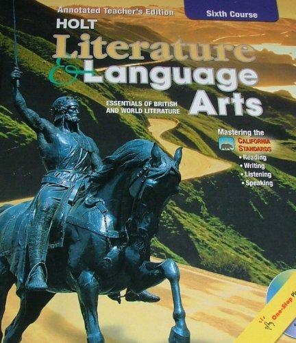 Download Holt Literature and Language Arts, Grade 12 ebook