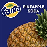 Fanta Pineapple Fridge Pack Bundle, 12 fl oz, 36 Pack