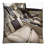 20x30 20x30 50x76cm sofa pillow covers ( Polyester - Cotton ) patterns comfort Maybach car logo super by Pillowcase