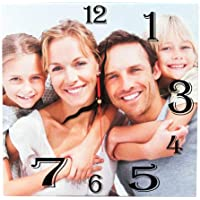 Presto Personalised Wall Clock Home Gift