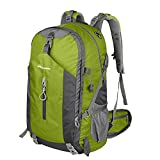 OutdoorMaster Hiking Backpack 50L - Hiking & Travel Backpack w/ Waterproof...