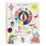 Silly Animal Stories: Spin-a-Story (Early Bird Learning)