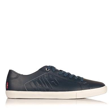 Levi's 227814/794, Chaussures Homme - Bleu - Bleu, 45 EU EU