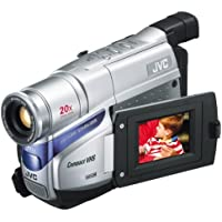 JVC GR-AXM18US Compact VHS Camcorder (Discontinued by Manufacturer)