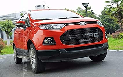 Sdr Front Grill For Ford Ecosport Endeavor Style Black