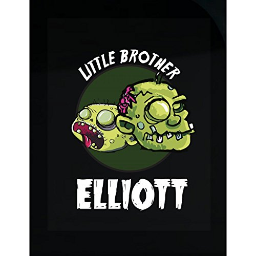 Prints Express Halloween Costume Elliott Little Brother Funny Boys Personalized Gift - Sticker]()
