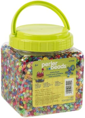دانه های فعالیت Perler 30،000 / Pkg-Multicolor Mix