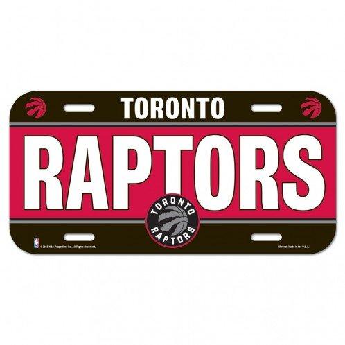 Raptors License Plate Toronto Raptors License Plate