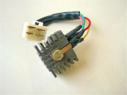 Amazon com: Mehoca 6V Voltage Regulator Rectifier for Honda SL100