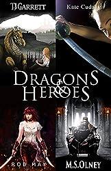 Dragons & Heroes: Four Fantasy Novels