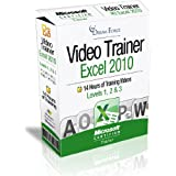 Excel 2010 Training Videos - 14 Hours of Excel 2010 training by Microsoft Office: Specialist, Expert and Master, and Microsoft Certified Trainer (MCT), Kirt Kershaw