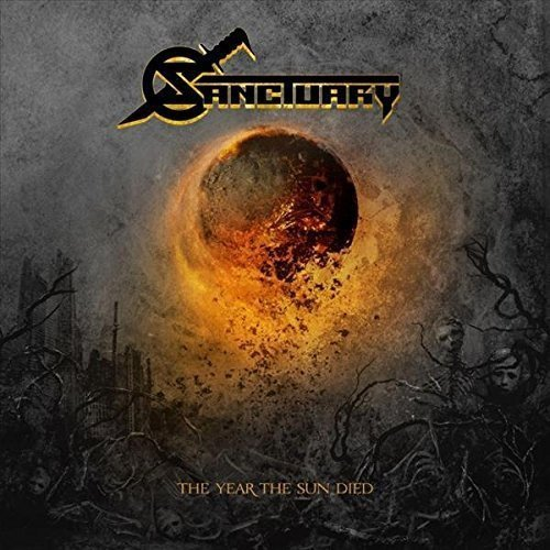 Year the Sun Died by Sanctuary