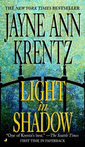 book cover of Light in Shadow
