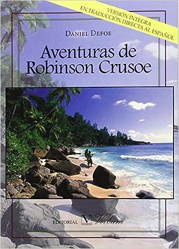 AVENTURAS DE ROBINSON CRUSOE (Infantil-Juvenil): Amazon.es: DANIEL DEFOE: Libros