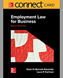 img - for Connect Access Card for Employment Law for Business book / textbook / text book