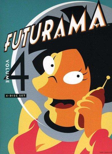 Futurama: Volume 4 (Seasons Slipcovers Four)