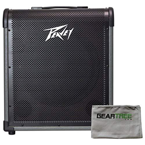 - Peavey 03616830 MAX 150 Bass Combo Amp w/Polish Cloth