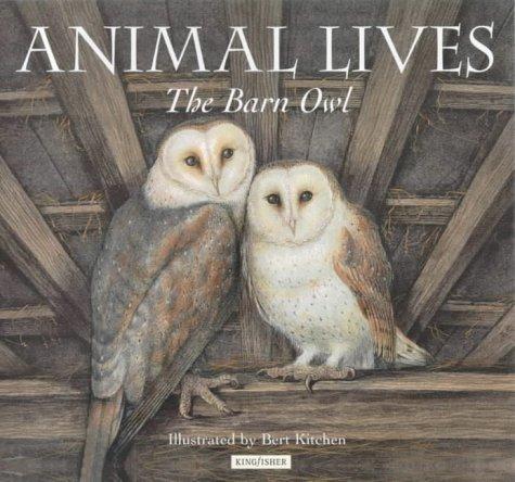 Animal Lives: the Barn Owl