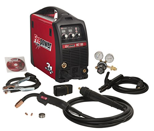 Firepower 1444-0871 MST 180i 3-in-1 Mig Stick and Tig Welding System - Esab Tig Welder