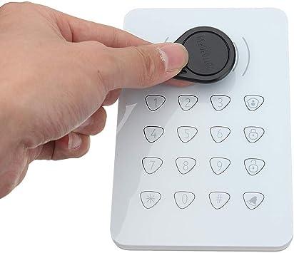 QuickShop G90B - Teclado inalámbrico con sensor de alarma ...