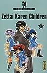 Zettai Karen Children, Tome 2 : par Shiina