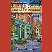 Murder Is Binding: A Booktown Mystery | Lorna Barrett
