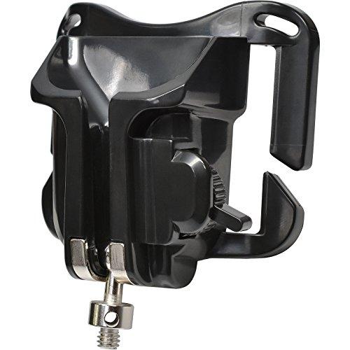 Precision Design PD-BG Quick Release Belt Grip Camera Holster for Lightweight DSLR, Mirrorless ILC, Point-and-Shoot ()