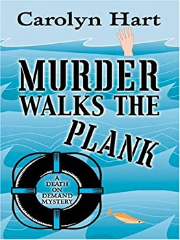 Murder Walks the Plank 0060004754 Book Cover