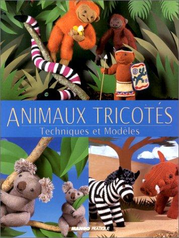 Gut gemocht Amazon.fr - Animaux tricotés. Techniques et modèles - Kath Dalmeny  PG89