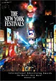 The New York Festivals Annual of Advertising, New York Festivals, 0965540367