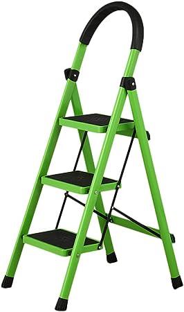 Escalera Plegable para el hogar, Escalera para mudanza, Escalera multifunción, Duradera: Amazon.es: Hogar