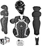 All-Star Youth Players Series Catcher Kit Ages 7-9 Black
