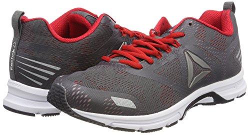 Primordial Runner Cendr Hommes Gris Chaussures Reebok tain Pour D'entranement Ahary Rouge 0 gris qxZ8SXg