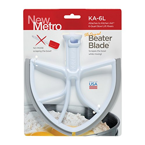 Original BeaterBlade for KitchenAid 6-Quart Bowl