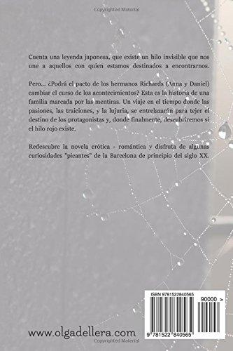 El Hilo Rojo (Spanish Edition): Olga de Llera: 9781522840565 ...