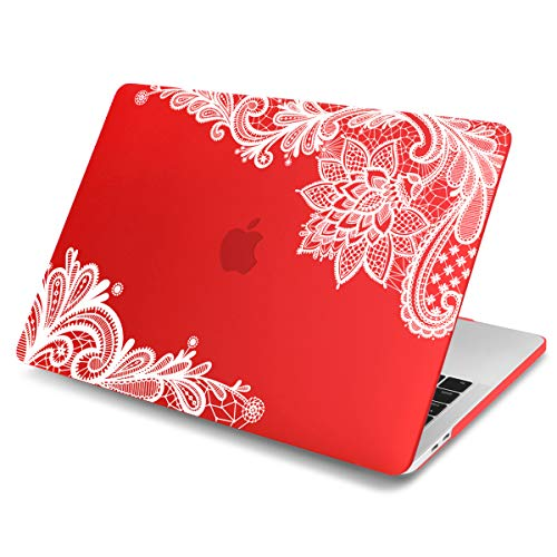 - Batianda(TM Lace Matte Rubberized Hard Case Cover for MacBook Air 11