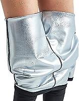 LEMENG Pantalon de Perte de Poids Pantalon de Sauna,Pantalon de Sudation,Legging Minceur,Femmes Sudation Minceur...