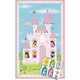 Disney Princess Party Game Poster (1ct)