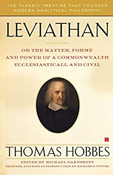 thomas hobbes essay thomas hobbes essay hobbes s leviathan which presented human beings as material objects subject to the