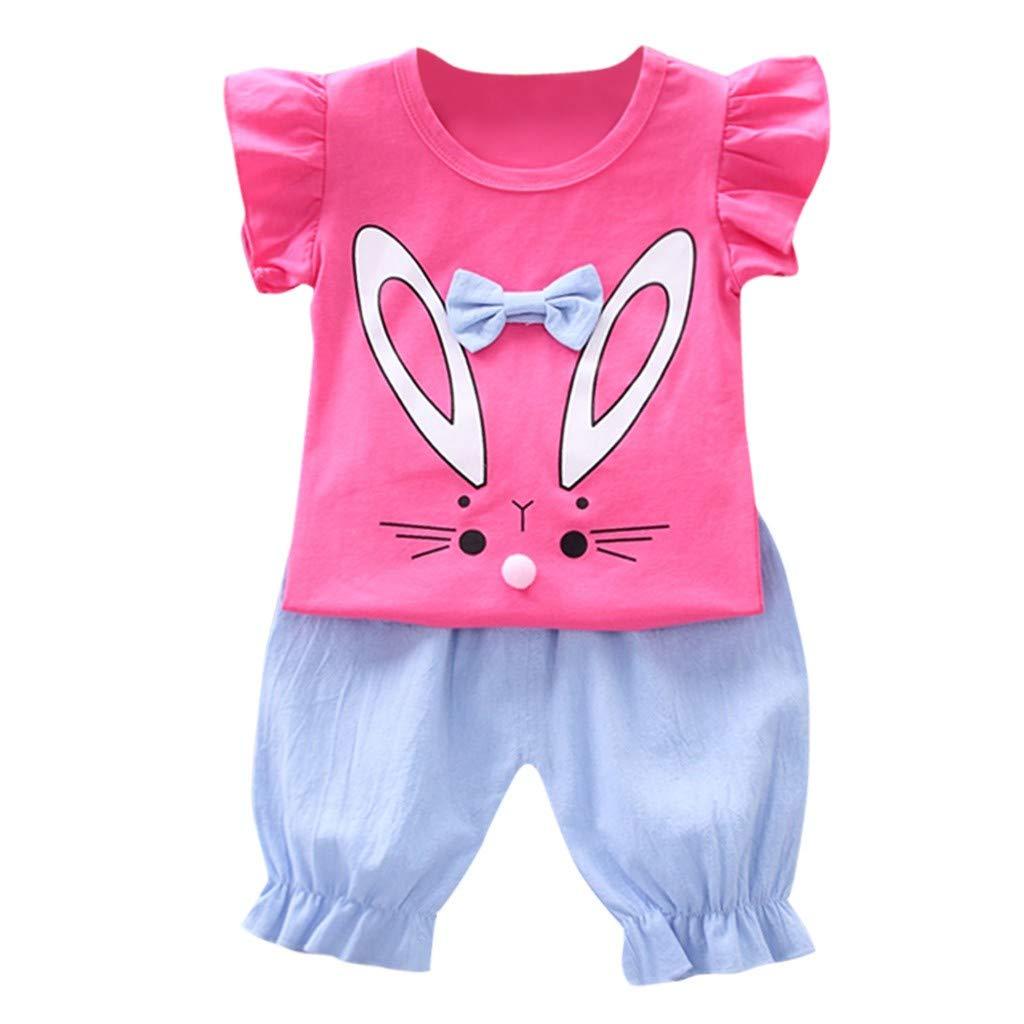 Christmas Toddler Baby Girl Sleeveless O-collar Cartoon Print Dresse HOT