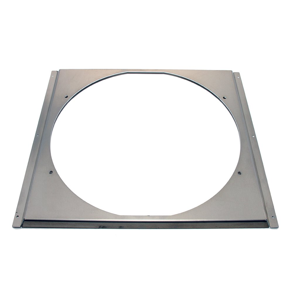 Assault Racing Products A1009-26 Aluminum 16 Electric Fan Shroud Universal Fits 26 Radiator 26x19