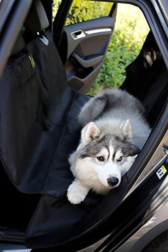 Dibea Autodecke Für Hunde Autoschondecke Schutzdecke Rücksitz Hundedecke Wasserabweisend Größe 160x140 Cm Haustier