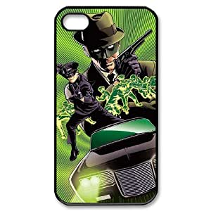 TOSOUL Custom painting The Green Hornet Phone Case For Iphone 4/4s [Pattern-2]