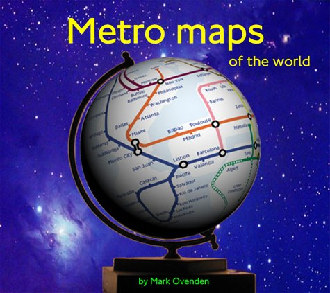 Map Rare Railroad Atlas (Metro Maps of the World)