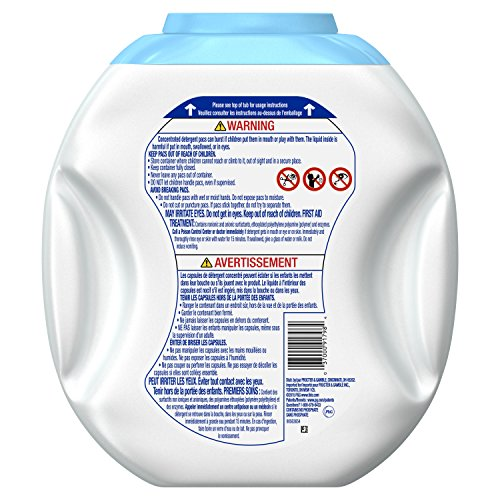 Review Tide PODS Free & Gentle HE Turbo Laundry Detergent Pacs 81-load Tub