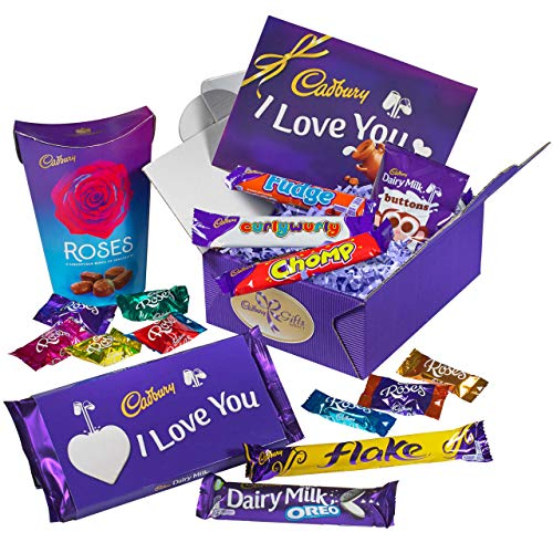 Cadbury Chocolate Valentine Gift for Valentine's Day