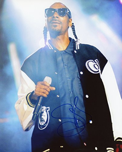 SNOOP DOGG - Drop it Like it's Hot AUTOGRAPH Signed 8x10 Photo B