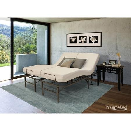 Pragmatic Adjustable Bed Frame Head Only, Multiple Sizes